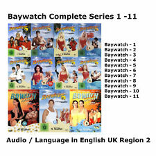 Baywatch - UK Region 2 DVD Complete Series 1-11 Seasons BoxSet New