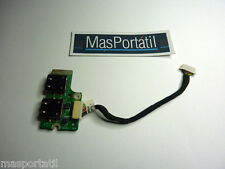 PLACA USB/USB BOARD+CABLE PACKARD BELL EASYNOTE NJ31  P/N: DA0Z08TB6A0