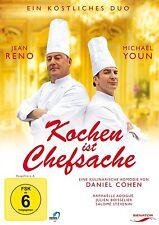 """""""Kochen ist Chefsache""""  Blu-ray mit Jean Reno  im TOP-Zustand"""