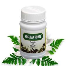 Charak Regulax Forte Tablets Relieves the Gastric Discomfort and free shipping