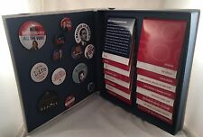 NBC Emmy Voter Sampler Pack Campaign Buttons DVDs 2008 Office House SNL 30 Rock