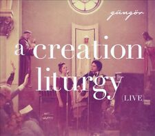 A Creation Liturgy: Live - Gungor (CD Digipak, 2012, Brash Music)
