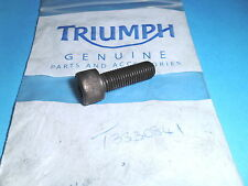 BOLT M10X1,25X30 TRIUMPH PART N. T3330841