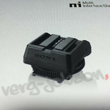 SONY ADP-MAA Shoe Adaptor Of α99 SLT-A99V Flash ADPMAA.SYH Official  Brand New