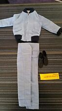"Vintage 1962 KEN DOLL ""yachtsman"" outfit. #789 pants, jacket, and shoes"