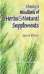 Mosby's Handbook of Herbs & Natural Supplements-ExLibrary
