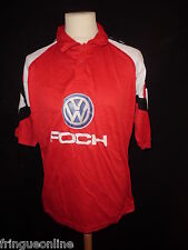 Maillot Football Rugby vintage worn shirt VOLKSWAGEN N°12 Taille XL