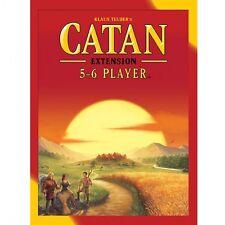 Colonos De Catan 5-6 jugador extensión 2015 Actualización Nuevo