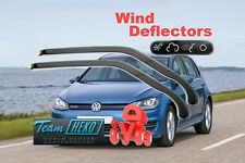 VW GOLF MK7 2012-2015 HTB 5 DOOR  WIND DEFLECTOR 2pcs(31193) HEKO for front door