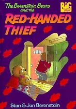 The Berenstain Bears and the Red-Handed Thief (Big Chapter Books)-ExLibrary