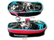 Kids Childrens Girls Monster High Coffin Pens Pencil Case School Stationery Gift