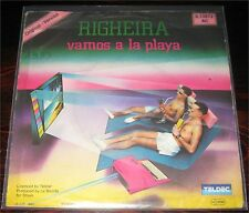 "Righeira, Vamos a la playa, VG/VG++ 7"" Single 0868-1"