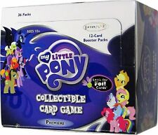 1x Premiere Booster Box (36 Packs) - My Little Pony Booster Boxes & Packs MLP