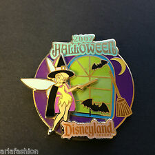 DLR - Halloween 2007 - Tinker Bell Witch LE 1000 Disney Pin 57462