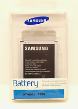 Batteria originale Samsung Galaxy Note 2 N7100 N7100i blister, garanzia europea