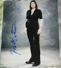PRENTISS Paget Brewster signed 8 x 10, Criminal Minds, Community, Proof, COA