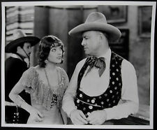 Myrna Loy Ian Keith 1929 The Great Divide National Film Archive Photograph