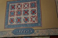 Alto's QuiltCut Fabric Cutting System  Original Box  Used In Excellent Condition