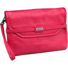 Adidas Neo Ladies Selena Gomez Clutch Bag Red Genuine BNWT