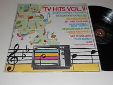 TV HITS Vol. II NM Birchwood Pops Bionic Woman Rich Man Poor Laverne Shirley