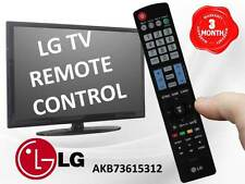 GENUINE LG TV REMOTE CONTROL PART # AKB73615312 # AKB74115502 # AKB72914216
