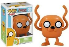 Adventure Time - Jake Funko Pop! Television Toy