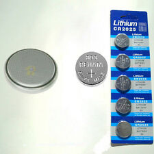 5 x CR2025 CR 2025 DL2025 BR 2025 3 Volt Button Cell Battery 3V GA