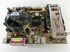 Asus P5VD2-VM SE Socket 775 Motherboard With Intel Dual Core E2140 1.60 GHz Cpu