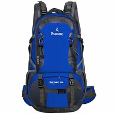 70L Kuodong Rucksack Hike Mountaineering Backpack Outdoor Travel Bag 1041 Blue