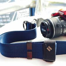Japan diagnl Ninja Camera Strap Navy Quick Release Universal Nikon Canon Sony