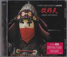 Thirty Seconds To Mars - From Yesterday    CD Single