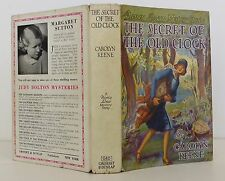 CAROLYN KEENE Nancy Drew Mystery Stories The Secret of the Old Clock EARLY PRIN