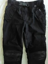 "ORINA Nibo Membrane Men's Motorcycle Touring Pants Size EU54 W36"" Black"