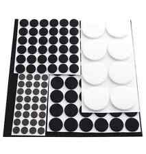Hyfive  Felt Pads  Self Adhesive Furniture Floor Protectors 125Pc New UK