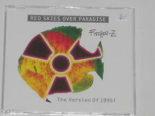 FISCHER-Z -Red Skies Over Paradise- CDEP