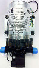 "SHURflo 2088-594-154 1/2"" NPS 115V Industrial Trailer Park Water Delivery Pump"