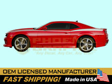 2010 2011 2012 2013 2014 Camaro SS RS LS LT Super Rally Sport Decals Stripes Kit