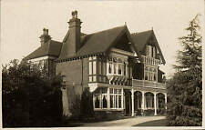 Upper Caterham photo. House by W.T. Cook, 15 High Street, Upper Caterham. Front.