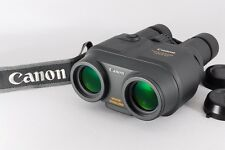 【A- Mint】 Canon Binoculars 12x36 IS 5.6° Image Stabilizer From JAPAN #2137