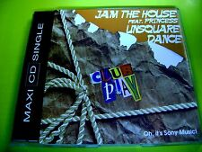 JAM THE HOUSE FEAT. PRINCESS ( SIMONE STELZER ) - UNSQUARE DANCE - 111austria