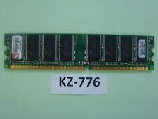 Kingston kvr333x64c25k2/1g 1gb pc2700u non ecc #kz-776