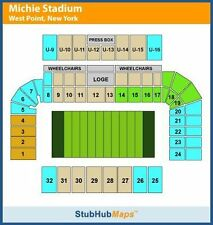 Army Black Knights Football vs Rice Owls 9/10 @ West Point 2 Ticklets & Parking