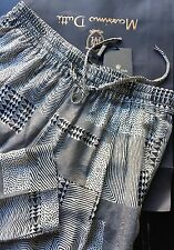 NWT Silk Printed MASSIMO DUTTI trousers RRP89.95€ Size S
