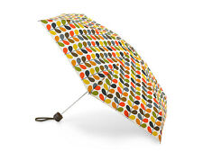 Orla Kiely by Fulton Microslim Umbrella Gift Box - Multi Stem Print