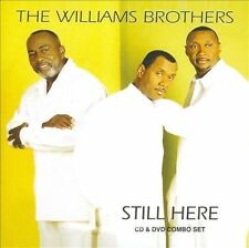 Still Here by The Williams Brothers (CD, Aug-2011, 2 Discs, Blackberry Records)