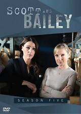 Scott and Bailey: Season 5 (DVD, 2016) BBC Series