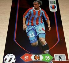 CARD ADRENALYN CALCIATORI PANINI CATANIA MAXI LOPEZ CALCIO FOOTBALL SPECIAL
