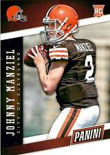 Johnny Manziel 1 2014 Panini National Convention Team Colors