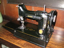 "Singer 221 Centennial ""Limited Edition"" Featherweight Sewing Machine 1851-1951"