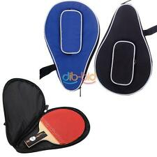 Waterproof Nylon Table Tennis Racket Bag PingPong Paddle Bat Case 01 OZAU